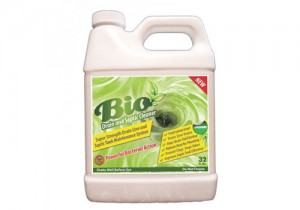 Septic tank odor control product, Bio Drain Cleaner